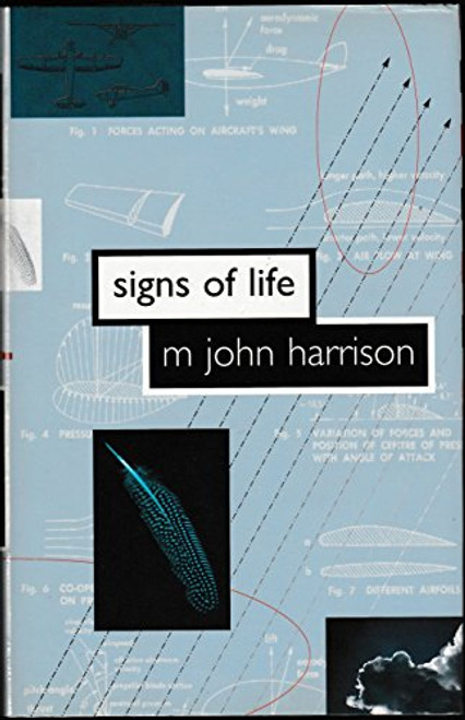 Harrison, M John - Signs of Life - HB - 1st Edition - SIGNED - 1997