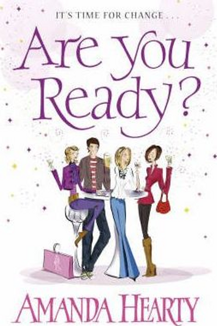Hearty, Amanda / Are You Ready? (Large Paperback)