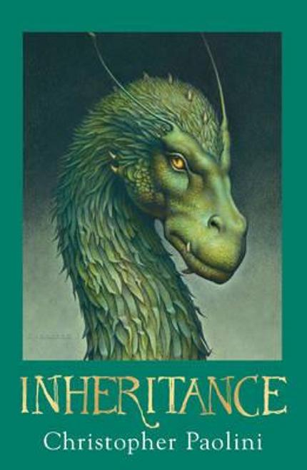 Paolini, Christopher / Inheritance (Large Paperback)