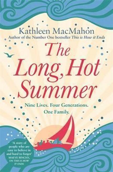 MacMahon, Kathleen / The Long, Hot Summer (Large Paperback)
