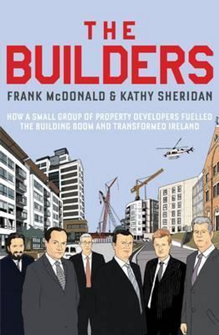 McDonald, Frank / The Builders (Large Paperback)
