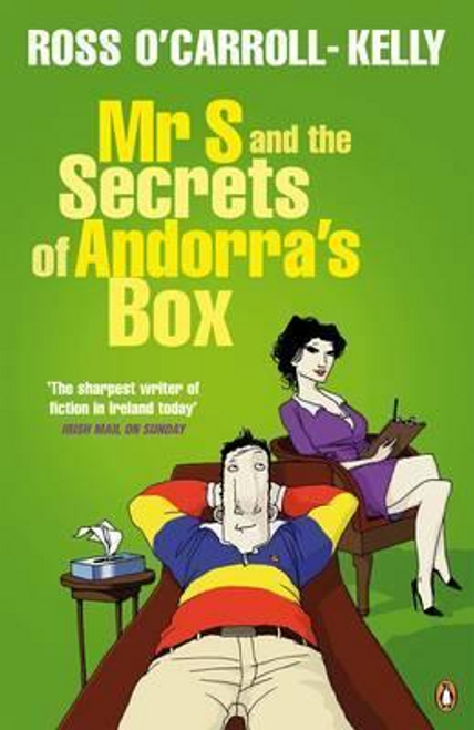 O'Carroll-Kelly, Ross / Mr S and the Secrets of Andorra's Box (Large Paperback)