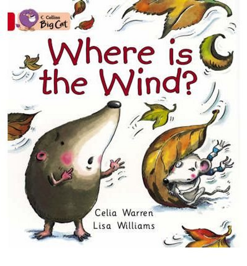 Warren, Celia / Where is the Wind (Children's Picture Book)