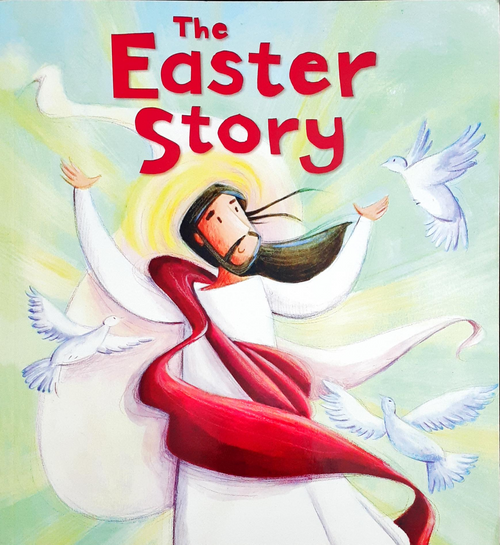 Sully, Katherine / The Easter Story (Children's Picture Book)