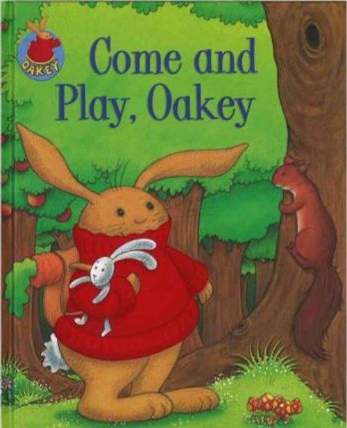 Harker, Jillian / Come and Play, Oakey (Children's Coffee Table)