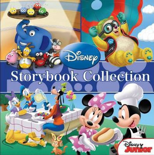Disney Junior: Storybook Collection (Children's Coffee Table)