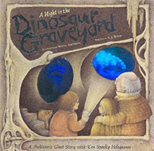 Anderson, Wayne / Dinosaur Graveyard (Children's Coffee Table)