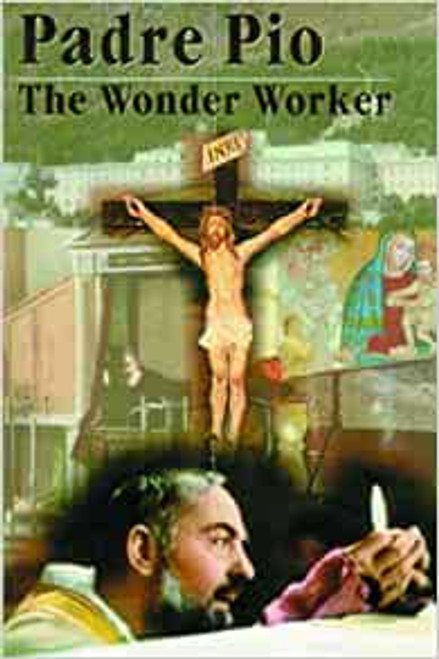 Padre Pio : The Miracle Worker - PB - USA - 1999