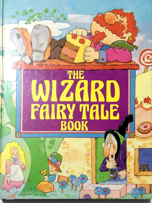 The Wizard Fairy Tale Book (Children's Coffee Table)
