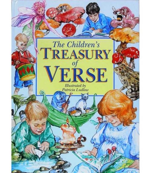 The Children's Treasury of Verse (Children's Coffee Table)