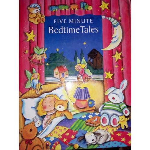 Hall, Derek / Five Minute Bedtime Tales (Children's Coffee Table)