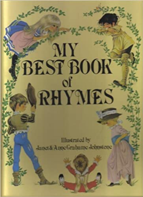 Blackwood, Alan / My Best Book of Rhymes (Children's Coffee Table)
