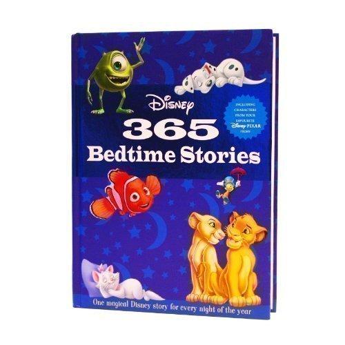 Disney: 365 Bedtime Stories (Children's Coffee Table)