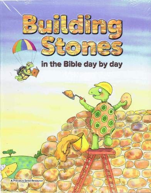 Rees, Ian / Building Stones In The Bible Day by Day (Children's Coffee Table)