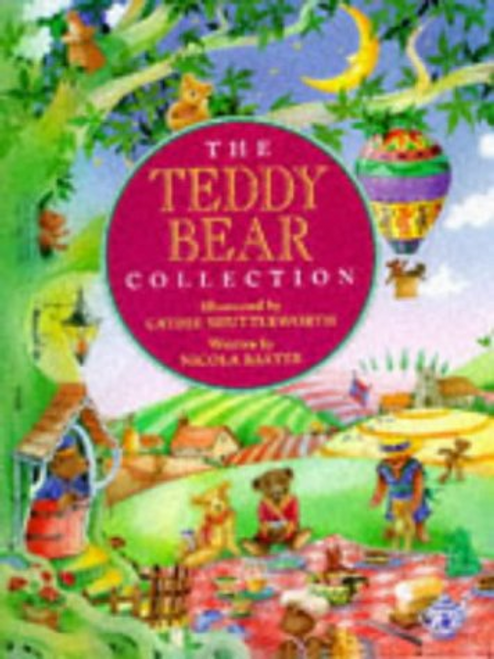 Baxter, Nicola / The Teddy Bear Collection (Children's Coffee Table)