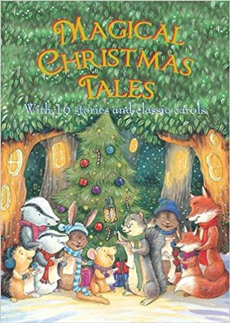Magical Christmas Tales (Children's Coffee Table)
