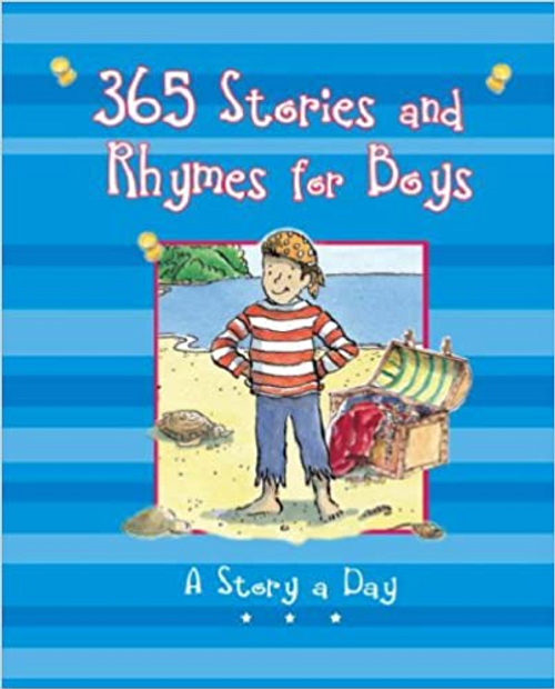 365 Stories and Rhymes for Boys (Children's Coffee Table)