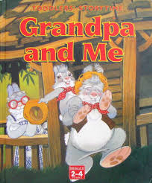Kincaid, Lucy / Grandpa and Me (Children's Coffee Table)