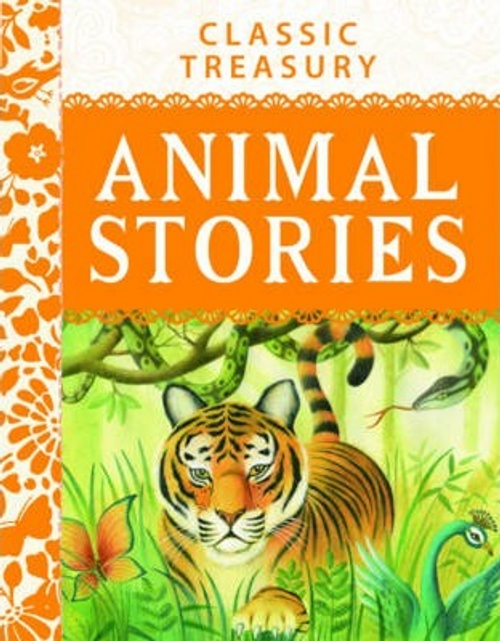 Gallagher, Belinda / Classic Treasury : Animal Stories (Children's Coffee Table)