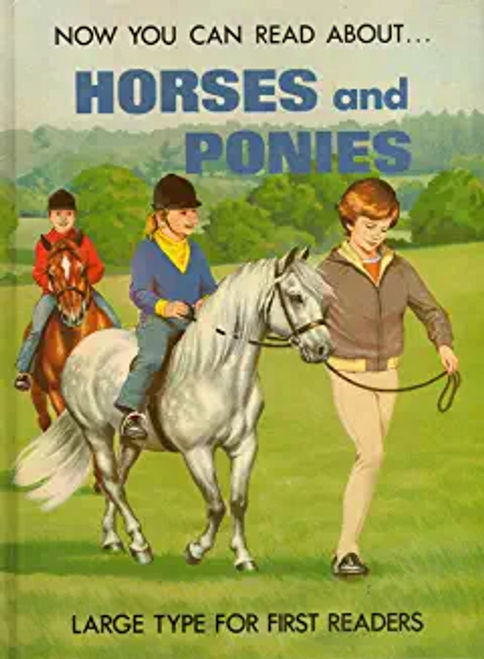 Attmore, Stephen / Horses and Ponies (Children's Coffee Table)