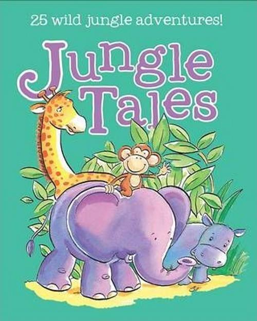 Jungle Tales (Children's Coffee Table)