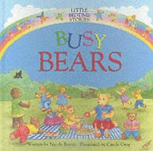 Baxter, Nicola / Busy Bears (Children's Coffee Table)