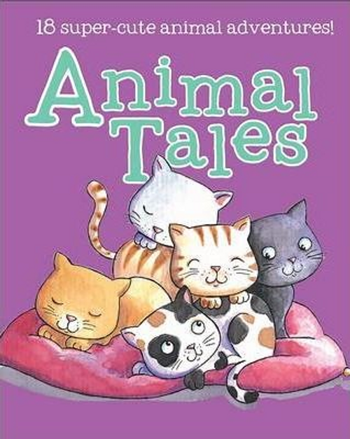 Animal Tales (Children's Coffee Table)