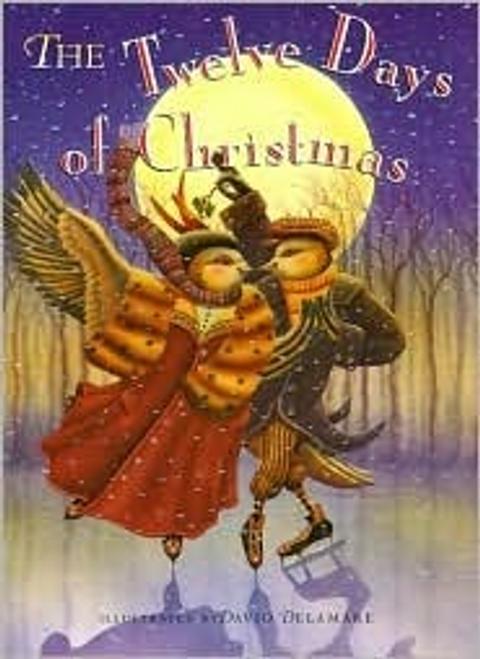 Delamare, David / The Twelve Days of Christmas (Children's Coffee Table)