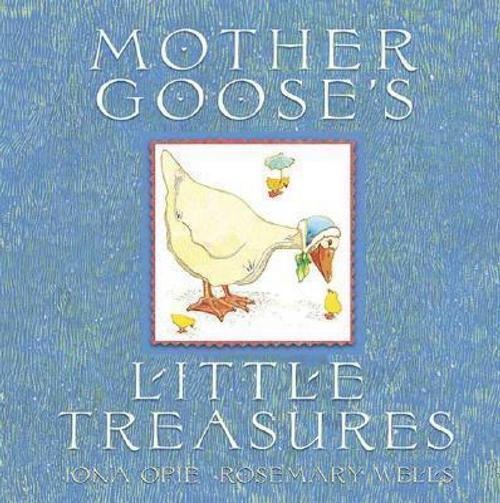 Opie, Iona / Mother Goose's Little Treasures (Children's Coffee Table)