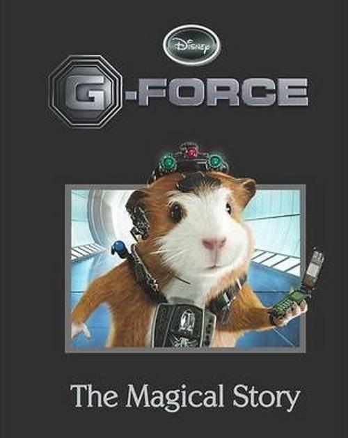 Disney: G-Force (Children's Coffee Table)