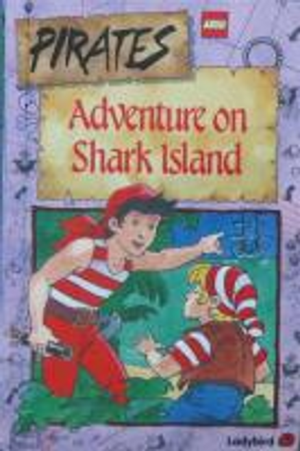 Grant, John / Adventure on Shark Island