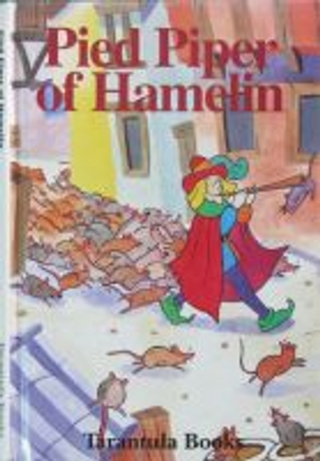 Hamilton, Judy / Pied Piper of Hamelin