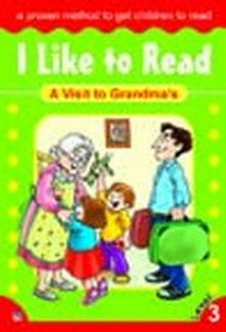 I like to Read : A Visit to Grandma?
