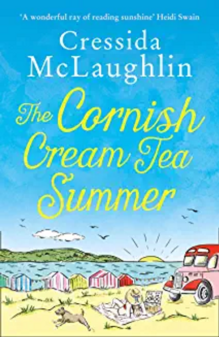 McLaughlin, Cressida / The Cornish Cream Tea Summer