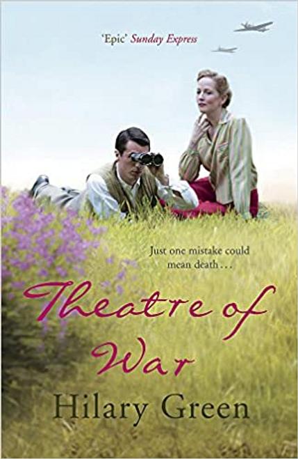Green, Hilary / Theatre of War