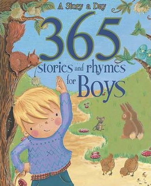 365 Stories for Boys (Children's Coffee Table)