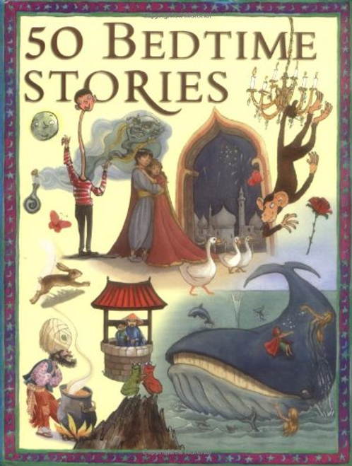 Kelly, Miles / 50 Bedtime Stories (Children's Coffee Table)