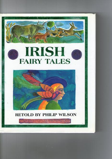 Wilson, Philip / Irish Fairy Tales (Children's Coffee Table)