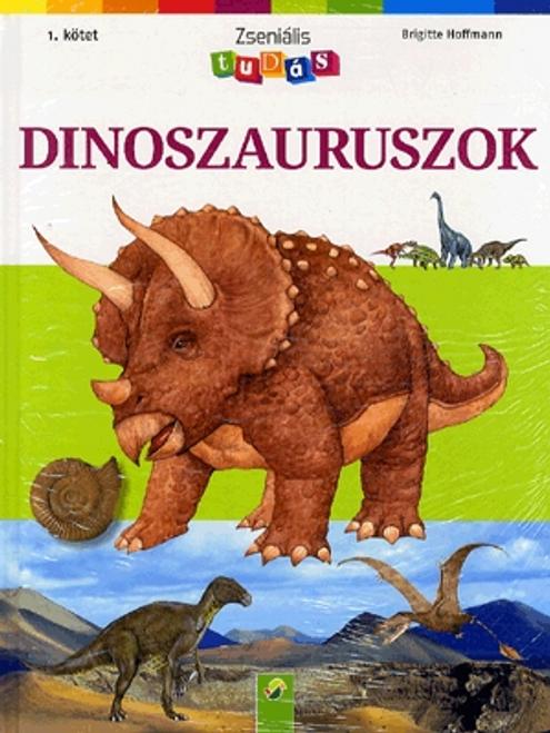 Hoffmann, Brigitte / Dinoszauruszok (Children's Coffee Table)