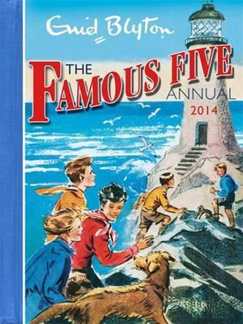 Blyton, Enid / The Famous Five Annual 2014 (Children's Coffee Table)