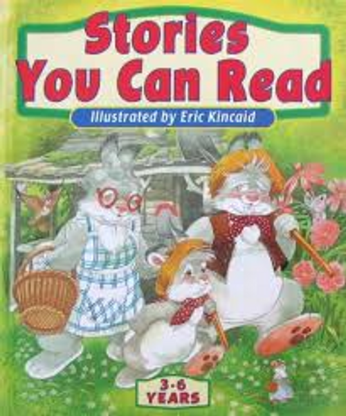 Kincaid, Lucy / Stories You Can Read (Children's Coffee Table)