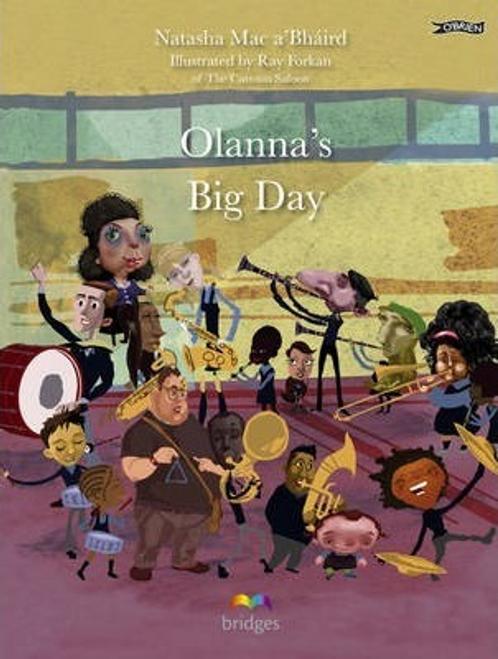 Mac a'Bhaird, Natasha / Olanna's Big Day (Children's Coffee Table)