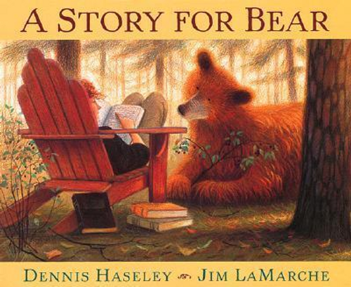 Haseley, Dennis / A Story for Bear (Children's Coffee Table)