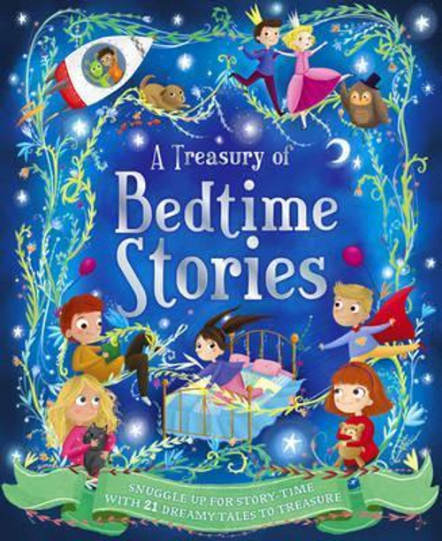 A Treasury of Bedtime Stories (Children's Coffee Table)