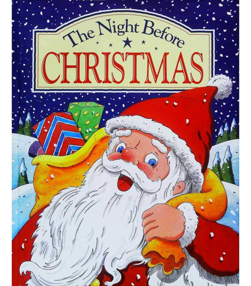 Moore, Clement C. / The Night Before Christmas (Children's Coffee Table)