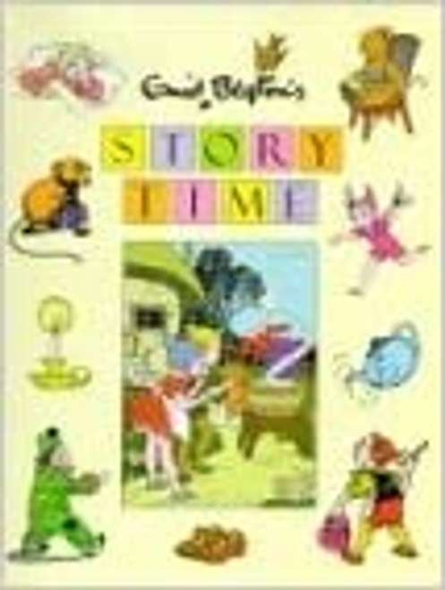 Blyton, Enid / Story Time (Children's Coffee Table)