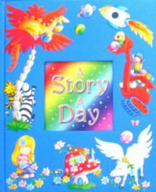 Guile, Gill / A Story A Day (Children's Coffee Table)