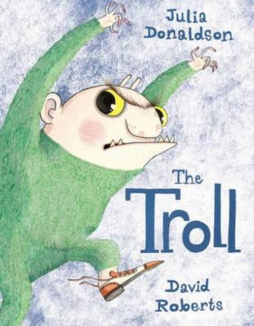 Donaldson, Julia / The Troll (Children's Coffee Table)