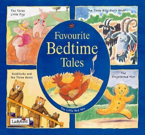 Baxter, Nicola / Favourite Bedtime Tales (Children's Coffee Table)