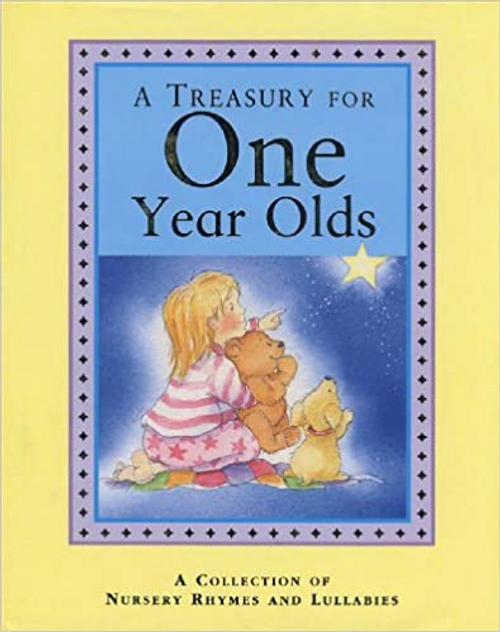 Treasury For 1 Year Olds (Children's Coffee Table)